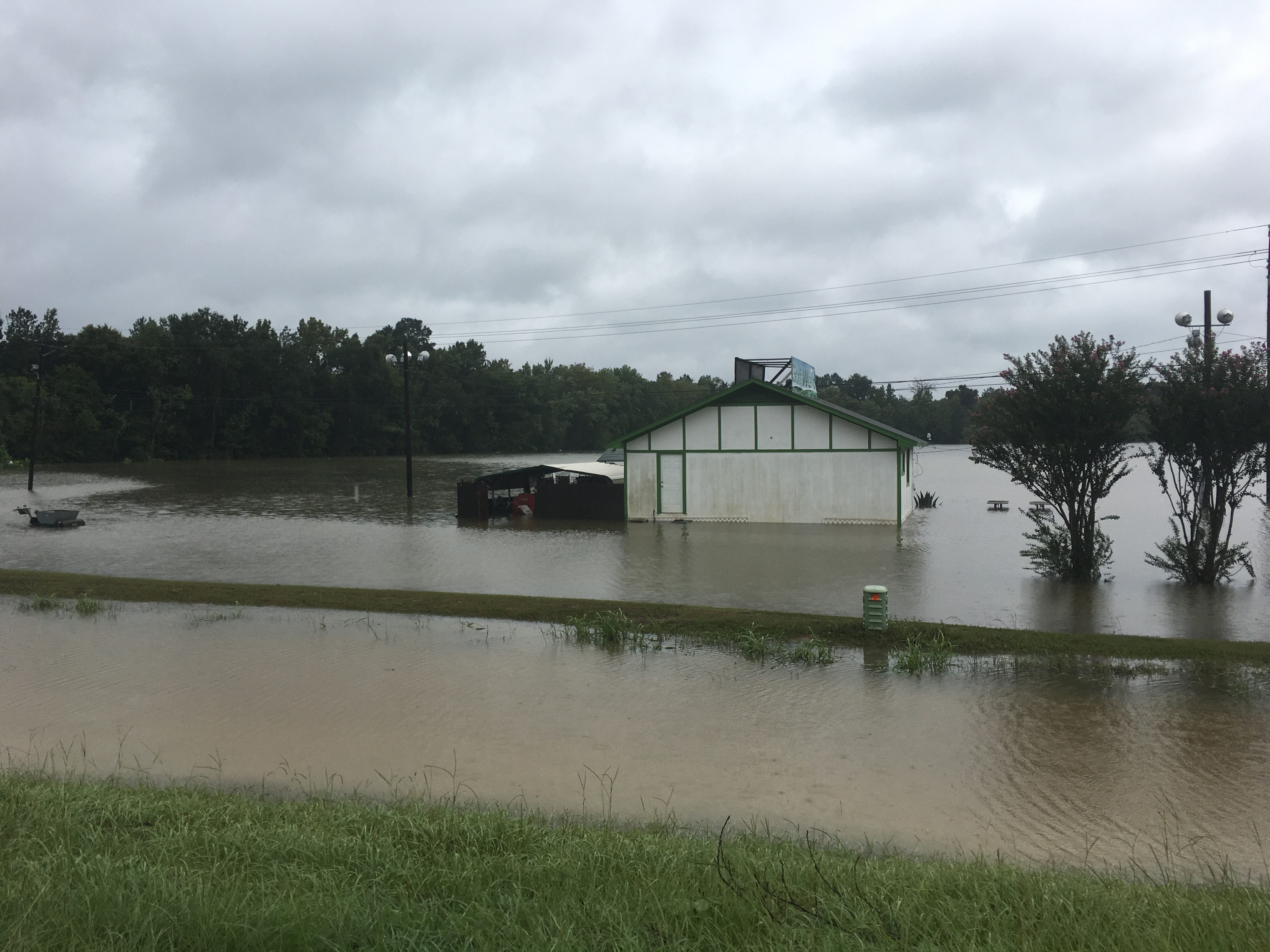 flooded building dana lee cpa