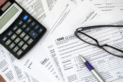 The Woodlands income tax preparation